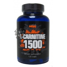 L-carnitine 1500 Muscle World Nutrition 120 кап